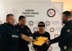 Detienen a sujeto en Eagle Pass por homicidio cometido en Coahuila