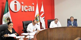 ICAI obliga a tres municipios a entregar información pública