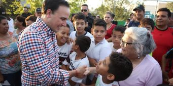Rehabilitarán más de 800 plazas y áreas verdes en Saltillo