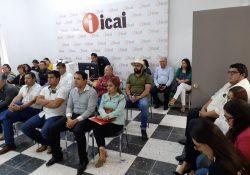 Brinda el ICAI capacitación a sujetos obligados en SIGEMI y SICOM de la Plataforma Nacional de Transparencia