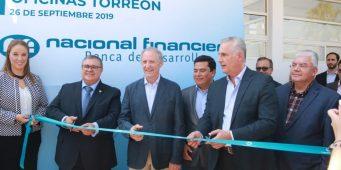 Coahuila de los estados con mas empleos formales, reconoce Nacional Finaniera