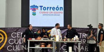 Inicia la Cumbre Mundial de Líderes Culinarios 2019, en Torreón