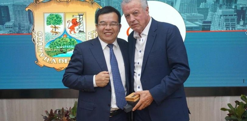 Alcalde concluye mañana, gira de promoción por China