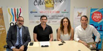 Zona culinaria de la Cobián se suma al OktoberFest '19