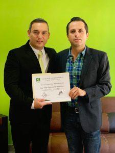 Se suma Edgar Sánchez a las filas del PVEM