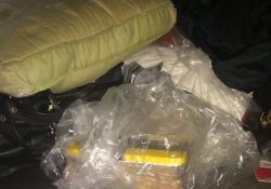 Aseguran heroína en ejido de Saltillo