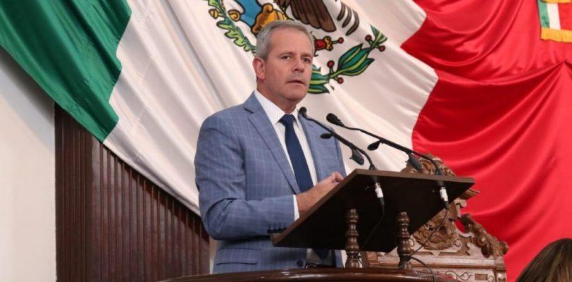 El gobierno de AMLO fue doblegado por el narco: Torres Cofiño