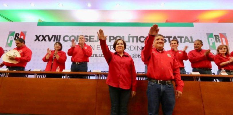 Por elección directa, votarán priistas a su nueva dirigencia estatal