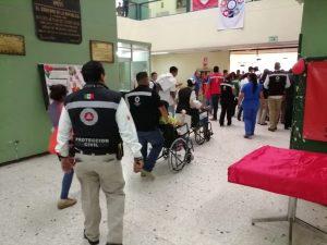 Con más de 520 simulacros Saltillo conmemorará el Día Nacional de Protección Civil