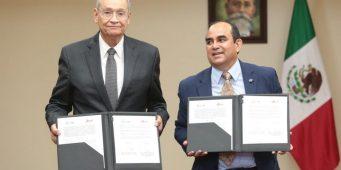 Firman colaboración Secretaría de Educación y el ICAI