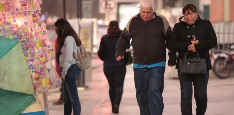 Llegan primeros frentes fríos a Coahuila