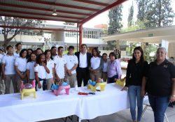 Realizan Feria de la Salud para los Jóvenes de Ramos Arizpe