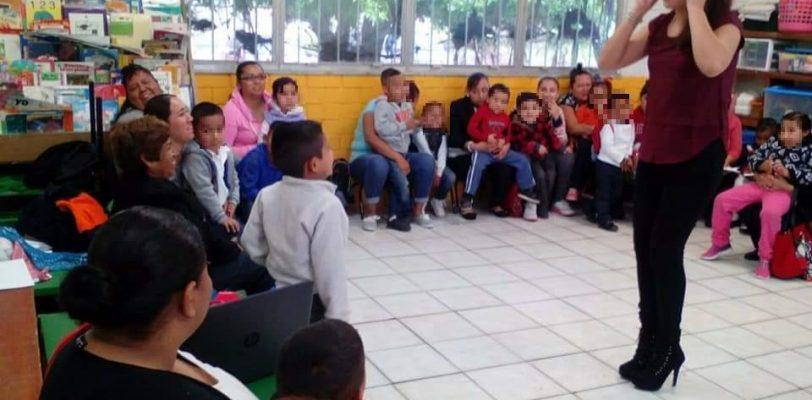 PRONNIF Coahuila visita escuelas para trabajar en prevención de bullying