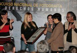 Premia Coahuila a ganadores del Concurso Nacional de Fotografía 'Los Derechos Humanos 2019'
