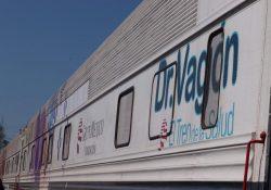 Llega a Coahuila el 'Dr.  Vagón, el Tren de la Salud'