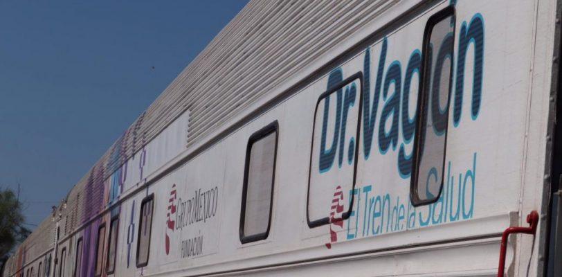 Dr. Vagón llega a Torreón con servicios médicos gratuitos