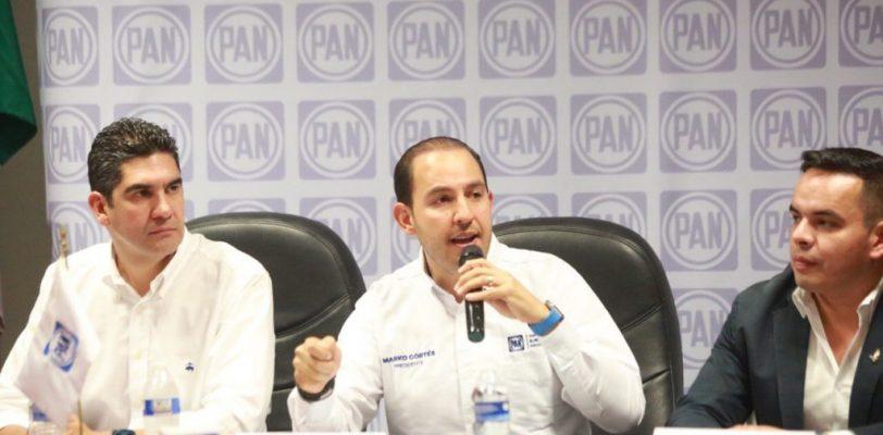 Se prepara PAN para elección del 2020 quieren garantizar mayoría en el Congreso del Estado