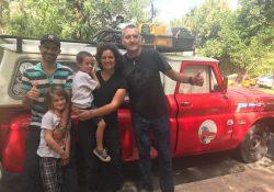 Familia Argentina recorre continente americano con el sueño de llegar a Alaska