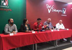 Elegirán priistas de Coahuila a su dirigencia el 10 de noviembre