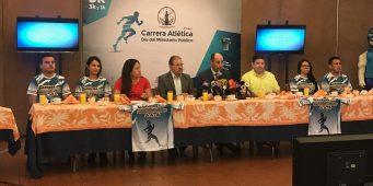 Por el día del Ministerio Público realizarán segunda Carrera Atlética