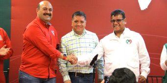 Se registran dos formulas para dirigir al PRI en Coahuila