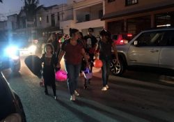 Municipio reporta saldo blanco en noche de Halloween