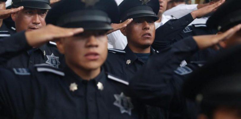 Reciben policías de Saltillo capacitación en Derechos Humanos