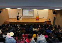 Coahuila brinda plática a universitarios para prevenir la violencia en el noviazgo
