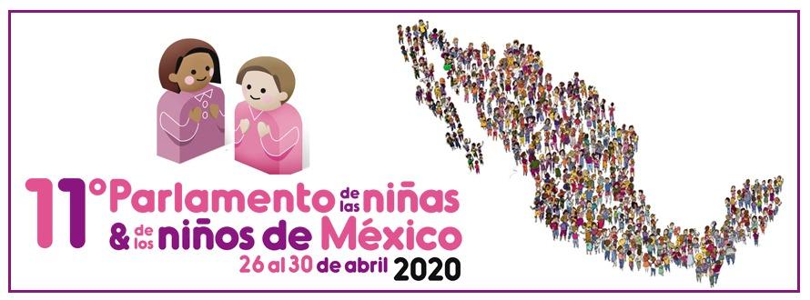 Convoca Coahuila al 11º parlamento de los niños y las niñas de México