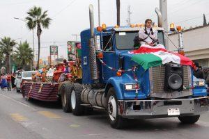 En Coahuila todo listo para el desfile por el 109 aniversario de la Revolución Mexicana