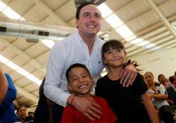Saltillo, modelo nacional en atención a la niñez y la juventud