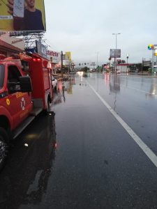 P.C. reporta saldo blanco ante lluvias registradas