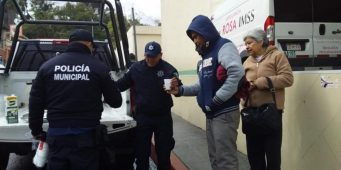 Reporta Protección Civil 45 personas en albergues por frente frío 12