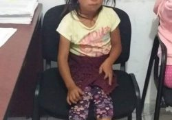 Abandonan en crucero de Monclova a niñas indígenas