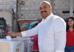 Es Rigo Fuentes dirigente del PRI en Coahuila