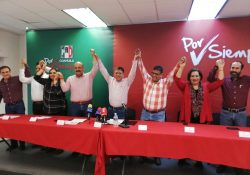 El PRI Coahuila trabajará para recuperar espacios: Rigo Fuentes