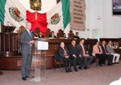 Instalan Parlamento Juvenil Coahuila 2019