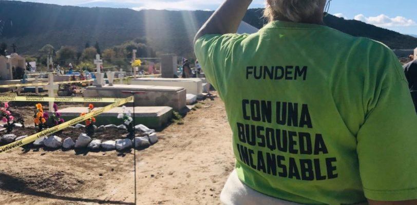 Inician exhumación masiva en Coahuila para identificar y encontrar a desaparecidos