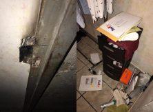 Acusan a agentes de la Fiscalía de allanar domicilio y robar 83 mil pesos