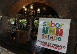 Inicia con éxito el Sabor Sarape, Saltillo Restaurant Week 2019