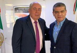 MARS y federación fortalecen coordinación en seguridad para Coahuila