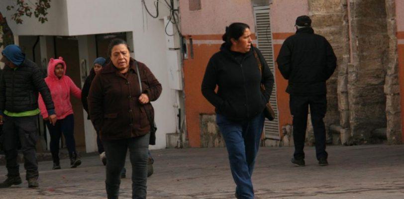 Mejorá el clima en Coahuila
