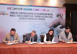 Coahuila, la única entidad en implementar para restaurantes menús en braille