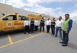 Mantiene Protección Civil Coahuila acciones por operativo invernal