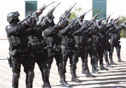 Rinde gobierno de Coahuila homenaje a oficiales caìdos en Villa Uniòn