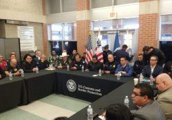 Celebra Coahuila Reunión Binacional 'Diciembre 2019; pasa por Texas y Coahuila'