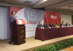 Celebra ICAI 15 Años de vida y establece convenio por la transparencia con el Poder Judicial de Coahuila