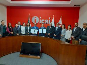 Establecen ICAI y Secretaría de Salud de Coahuila Convenio para Generar Estrategias de Protección de Datos Personales