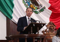 Nombran a Emilio de Hoyos Presidente de la Junta de Gobierno del Congreso del Estado