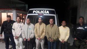 Trasladan a Penal Federal con máxima seguridad a implicados en ataque a Villa Unión